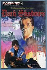 Dark Shadows Book 2 #1 1993 Maggie Thompson Jose Pimentel Innovation Comics