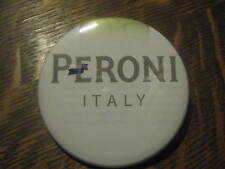 Peroni Italy Italian Beer Logo Advertisement Promo Butto Pin FREE USA Ship $20