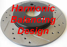 09-12 Lancer Ralliart Premium Performance Rotors Harmonic Balancing Design Rear