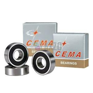 Cema Bearing #6804 Sealed Cartridge 20 x 32 x 7mm Ceramic Balls