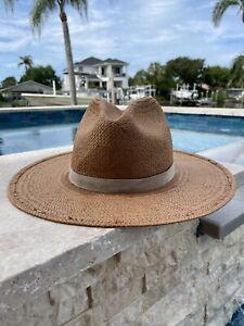 Janessa Leone Hat - Size M