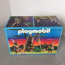 VINTAGE RARE 90s# Playmobil 3626  Merry Men's Hideaway#NIB