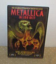 Metallica Some Kind of Monster  DVD  2 Disc Set  Very Good