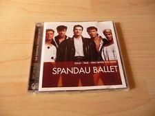 CD Spandau Ballet - The Essential Spandau Ballet - 2005 - 15 Songs