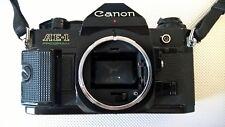 Canon AE-1 Program noir/black