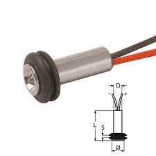 12v wasserdichter Edelstahl LED Einbaustrahler Einbauspot außen Spot Strahler