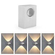 Aluminium 4-6 Sconce Wall Lights