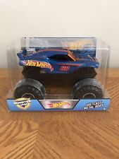 2018 Hotwheels Monster Jam 1:24 Scale 50th Anniversary Since 68; New