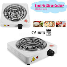 1000w Single Portable Electric Hot Plate Cooking Hob Stove Cooker Boiling