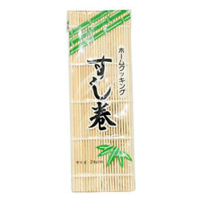 Marufuji sushi maki tapete de bambú 24 cm Japonés/hacer/Cocina/Home/rollo/Osaka/Nuevo