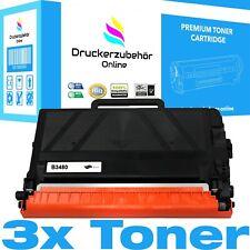3x XXL Toner für Brother HL5440D HL5450DN HL5470DW DCP8110DN DCP8250DN MFC8510DN