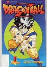 DRAGONBALL Z #1 Viz Comic Book 1998 Anime/Manga 7th Printing Variant Saiyan Saga