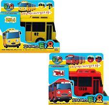 2 X Little Bus TAYO RANI & GANI Character Toy Pull-Back & Go/Korean TV Animation