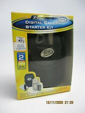 Digital Concepts 7 Piece Digital Camera Starter Kit