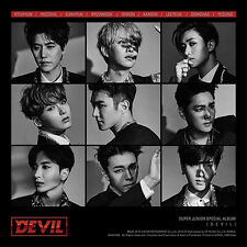 K-pop Super Junior - Special Album [Devil] (SJU01SP)
