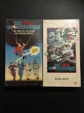 The Real Ghostbusters The Bird Of Kildarby And Other Stories Knock Knock Cartoon
