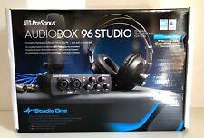 More details for presonus audiobox 96 studio. new