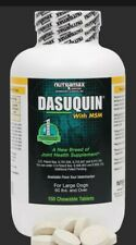 Dasuquin with MSM for Large Dogs (150 Chewable Tablets) NEW 05/2023