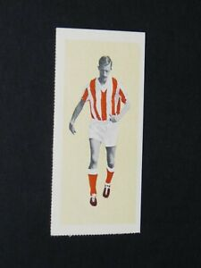 FOOTBALL FLEETWAY TIGER CARD 1963 #20 DENNIS VIOLLET STOKE CITY POTTERS ENGLAND