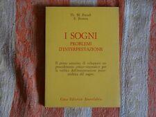 I SOGNI-PROBLEMI D'INTERPRETAZIONE - French/Fromm - ASTROLABIO 1970