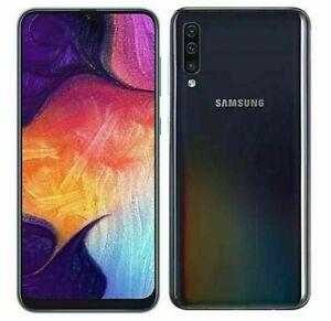 Samsung Galaxy A50 SM-A505U - 64GB - Black Sprint T-Mobile UNLOCKED Ships FREE