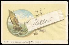 Edmund Elton - Signature(S)