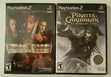 Pirates of the Caribbean: The Legend of Jack Sparrow & Worlds End Playstation 2