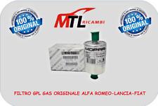 FILTER GPL GAS ORIGINAL FIAT 500L DAL 2014 AL 2017 COD 52079893