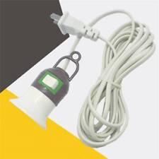 E27 Retro Kabel Fassung Hängelampe Mit Lampenfassung Schalter Netzkabel 3m De