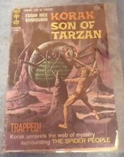 Gold Key Presents: Korak: Son of Tarzan, December 1968, Issue No. 26