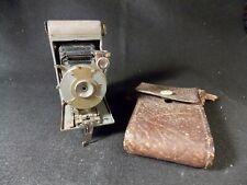 Scarce Vintage Green Vanity Kodak Model B Pocket Camera