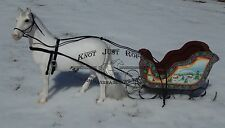 Battat American Girl Our Generation Horse Harness For Carriage Buggy or Sleigh