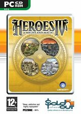 Heroes of Might and Magic IV (PC). 5050740021013.