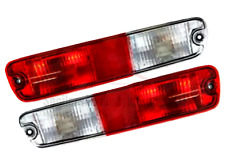 Rear Bumper Bar Lights for Mitsubishi Pajero NP (2002 - 2006 Models)