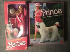 BARBIE  And Prince Dog. Day To Night  NRFB 1984