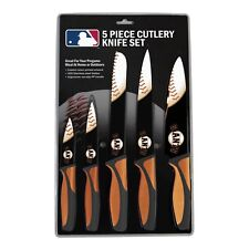 San Francisco Giants Kitchen Knife Set - 5 Pack [NEW] NFL Chef Chop Chef Knives