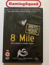 8 Mile DVD, Supplied by Gaming Squad Ltd