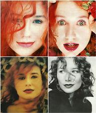 4 TORI AMOS Under The Pink CORNFLAKE GIRL Vintage Magazine PRINTs 1997-1998