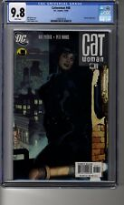 Catwoman (2002) # 48 - CGC 9.8 White Pages - Adam Hughes Cover - Batman, Cheetah