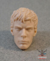 """ML102 Custom Cast head use with 6"""" Marvel Legends action figures"""