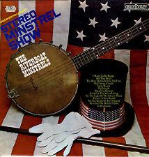 LP  Stereo Minstrel Show - The Riverboat Minstrels - 1971