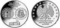 10 EURO - 600 Jahre Universität Leipzig - 2009 PP [53284