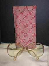 Vintage Eyeglasses Seasonal Inspirations West Germany CAESAR Plastic Frame
