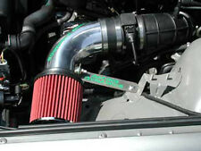 Cold Air Intake fits BMW 530i 2001-2003 E39 chassis; polished aluminum tube