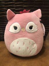 "Squishmallows-Bri the Owl-8""-NWT"