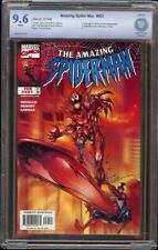 Amazing Spider-Man # 431 CBCS 9.6 White (Marvel, 1998) Carnage appearance