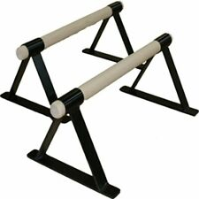 24 Inch Wood Parallettes -New-Heavy Duty Calisthenics Gymnastics handstands