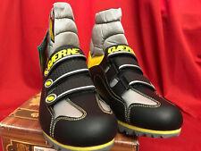 NEW GAERNE Polar MTB winter cycle shoes Scarpe  EU43 in black/silver