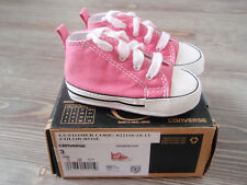 Converse First Star pink Krabbelschuhe Gr. 19 (3)