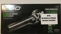 EGO LB5302 530 CFM Variable Speed Turbo 56V Lithium-ion Cordless Electric Blower